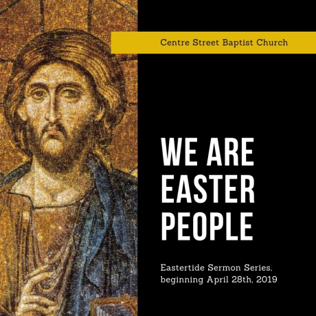 We are easter people sm